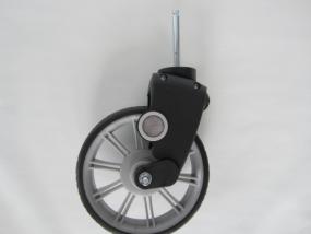 Vorderradgabel, Gabel, Federgabel inkl. Rad 50 für Teutonia Kinderwagen Mistral S und Fun