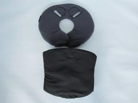 Polster, Sitzeinlage, Sitzverkleinerer Maxi-Cosi für Pebble Farbe: schwarz