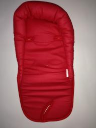 Maxi-Cosi Polster, Sitzeinlage, Sitzverkleinerer für Babyschale Farbe: rot
