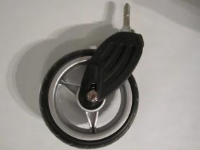 Vorderrad, Rad für Gesslein Buggy Swift Farbe: silber