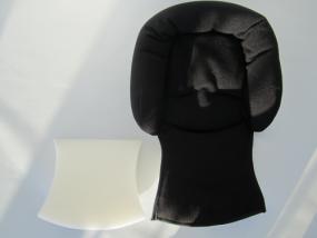 Polster, Sitzeinlage, Sitzverkleinerer Maxi-Cosi für Cabriofix Farbe: schwarz