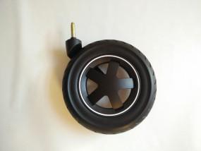 Maxi-Cosi Mura Vorderrad mit Gabel, Luftkammerrad linke Seite Farbe: schwarz