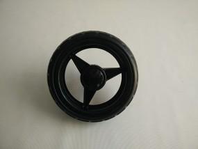 Hinterrad, Rad für Gesslein Buggy Swift Farbe: schwarz