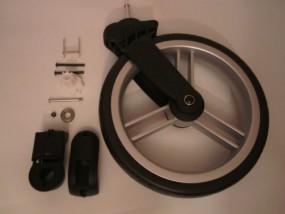 ABC Cobra, Rodeo Rad, Vorderrad mit Gabel - alt bis 2013 Farbe: silber