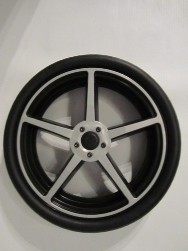 Gebraucht: 1 x Rad, Hinterrad, Crossfelge für Hartan Topline S/X, Racer GT, Vip, R1, Sprint, Xperia, ZXII alt bis 2013 - ohne Handbremse - silber