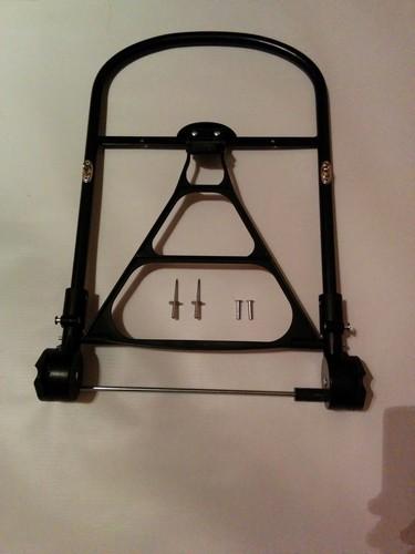 Hartan Rückenverstellung, Rückenlehne mit Einhandverstellung inkl. 2 x Gelenk für Sportsitz, Sportwagenaufsatz - alt bis 2013