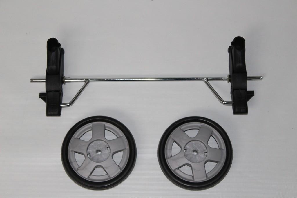 hauck buggy sport hinterachse brems und achseinheit. Black Bedroom Furniture Sets. Home Design Ideas