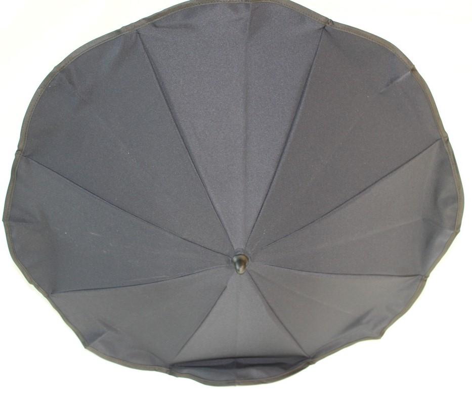 1x original hesba sonnenschirm schirm inkl halterung farbe marine blau 560 auch. Black Bedroom Furniture Sets. Home Design Ideas