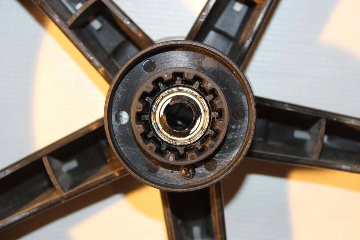 2x Hartan Original Hinterrad Rad Crossfelge Topline S//X Racer GT//S Vip bis 2013