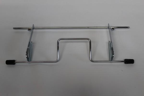 1 x hesba achse hinterachse mit bremseinheit 300 c f r. Black Bedroom Furniture Sets. Home Design Ideas