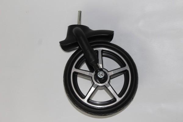 1 x Hartan Topline S, Racer GT, Sky / XL, Rad, Vorderrad, Cross alt bis 2013 - Farbe: silber - mit gefederter Gabel
